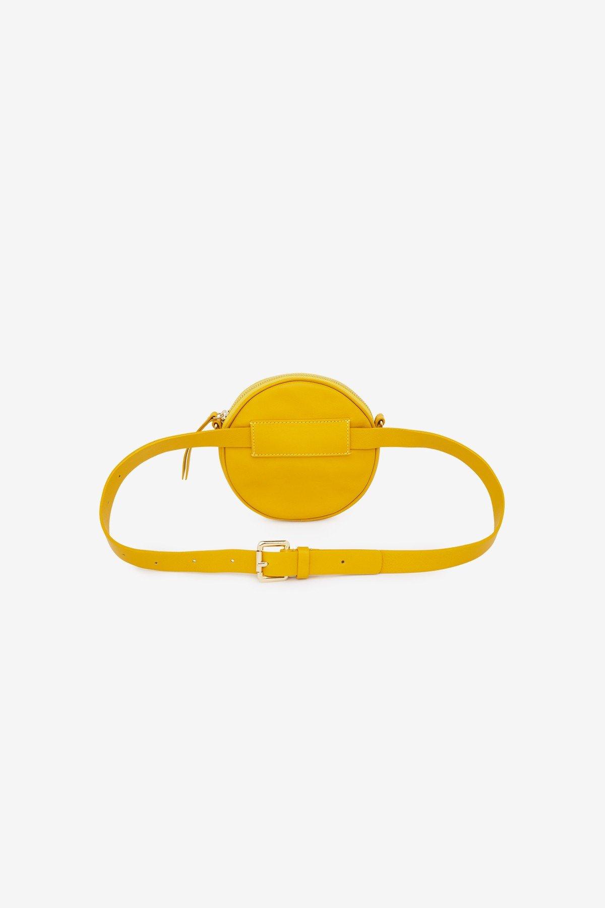 Leather MyDame handbag