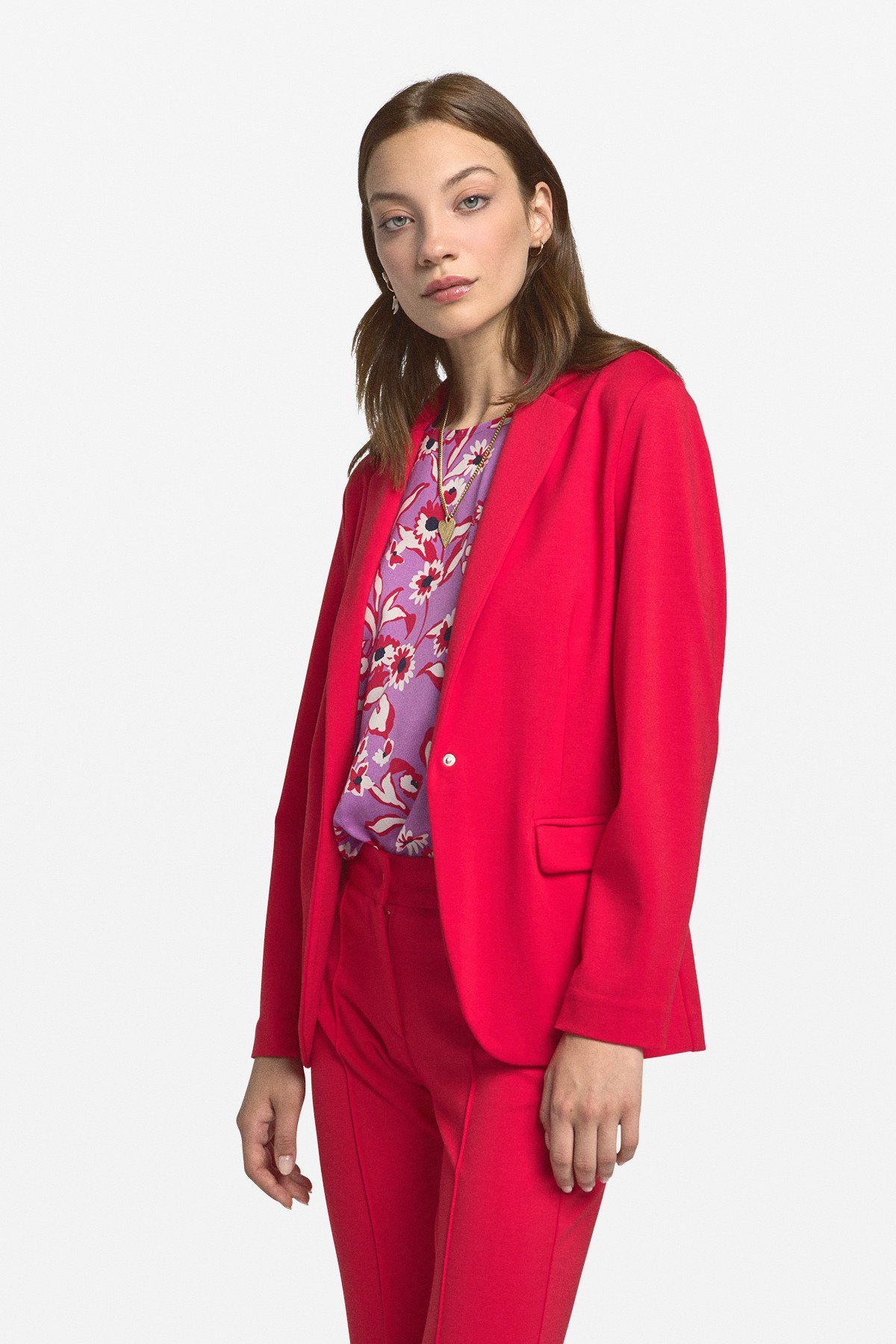 1 button fit jacket