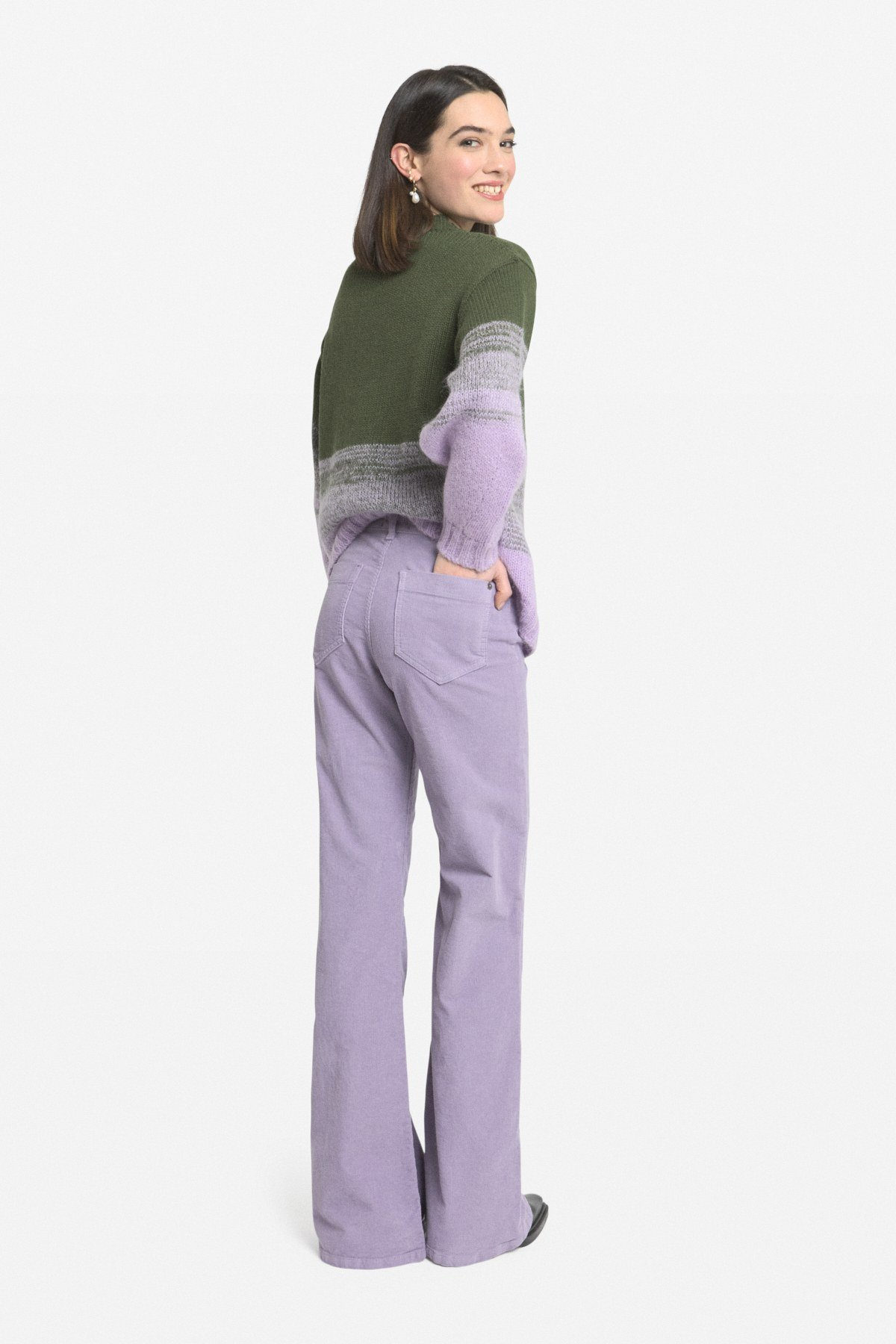 New French Pocket Jeans