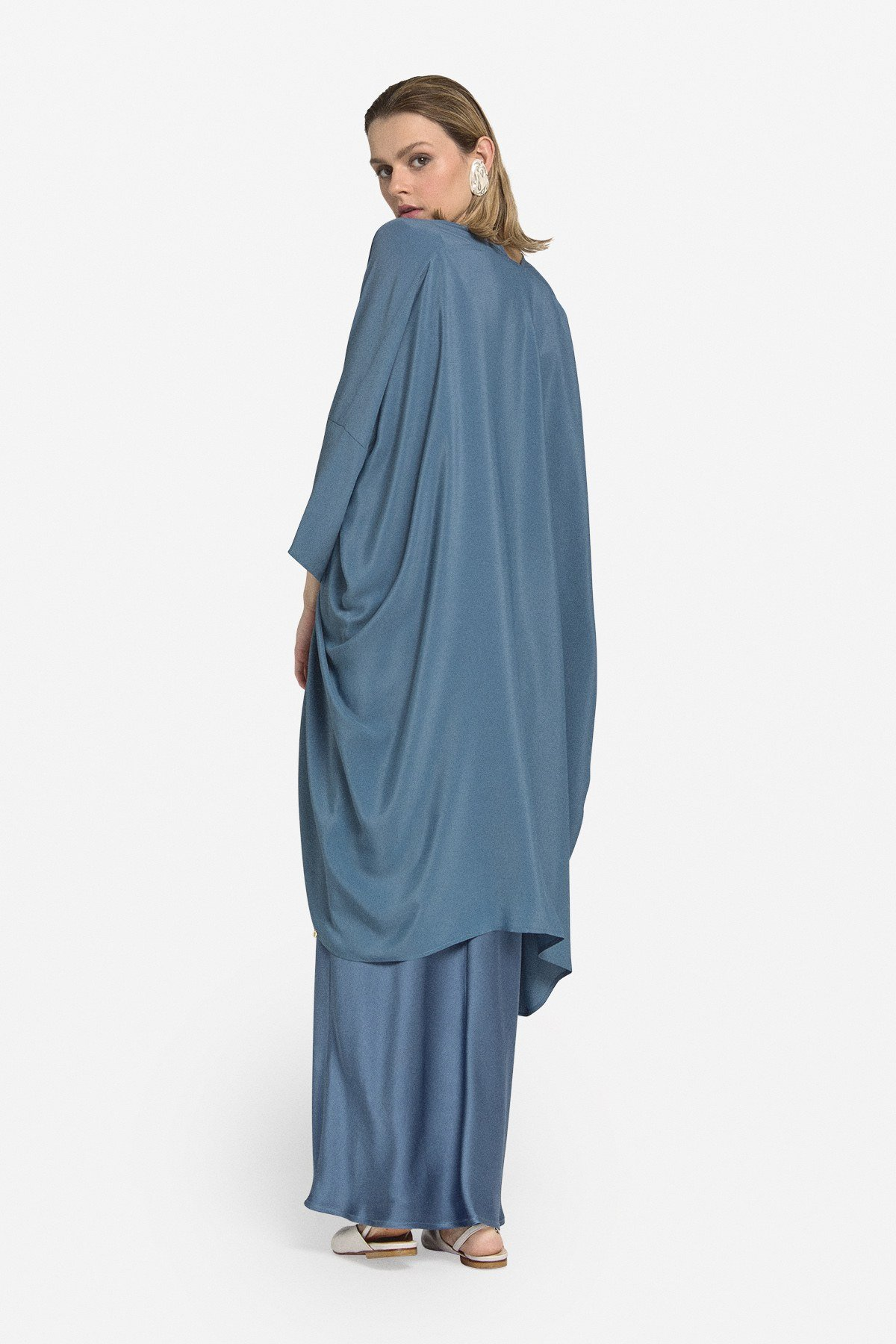 Midi dust coat