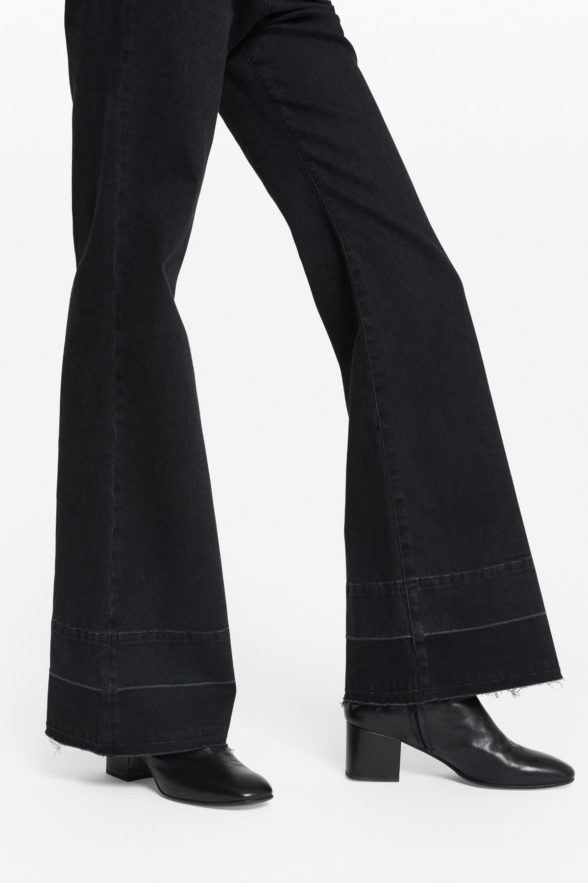 French pocket jeans
